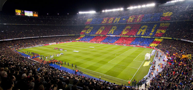 Camp Nou - o Estádio do FC Barcelona 2019 e8a57722feb2b
